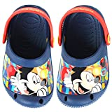 Disney Mickey Mouse PrismBoy's BlueEVA Sandals (Parallel Import/Generic Product) (13 M US Little Kid)