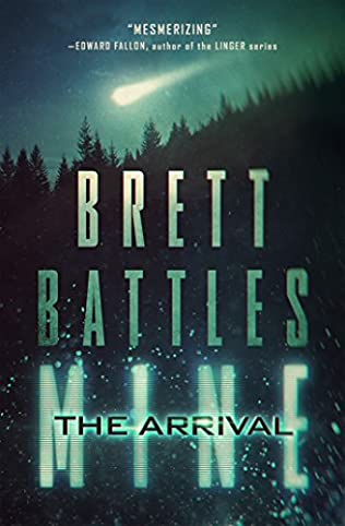 book cover of The Arrival