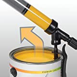 HomeRight PaintStick EZ-Twist C800952.M Paint Roller Applicator, Painting for Home Interior, Home Painting tool for Painting Walls and Ceilings