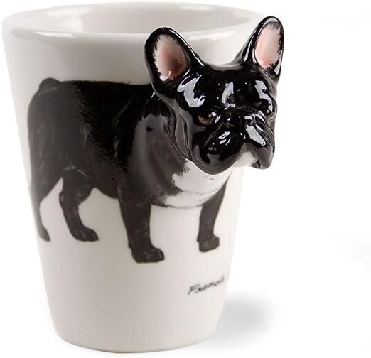 Dogue de Bordeaux Mastiff Puppy Love Designer Coussin Chien Amoureux Cadeau UK Made