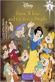 Snow White and the Seven Dwarfs (Disney Princess Storybook