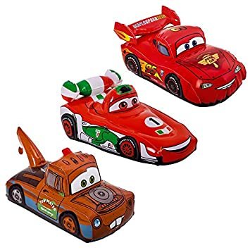 Figura hinchable Cars Disney surtido: Amazon.es: Juguetes y ...
