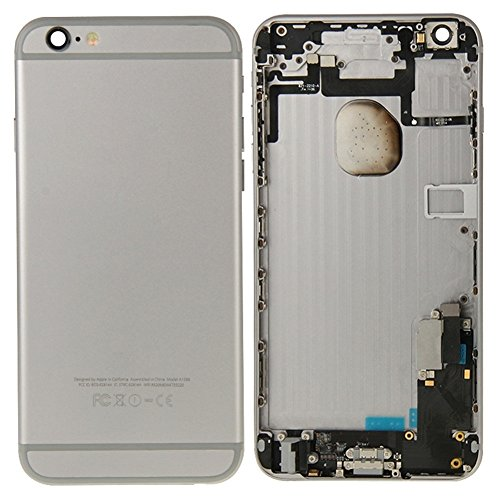 iPartsBuy Full Housing Replacement Back Cover for iPhone 6