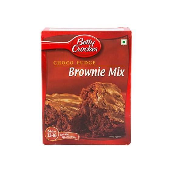 Betty Crocker Brownie Mix - Choco Fudge, 395g Carton