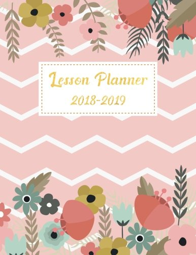 2019: For Teacher Planning and Record Book Teaching Education Journal Writing School Weekly Organizer Time Management Notebook (Lesson Plan Book for Teacher) (Volume 7) ()