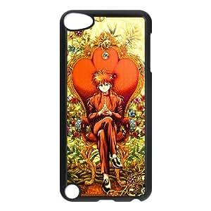 Generic for iPod Touch 5 Case Black YuYu Hakusho Custom HSFHHHJOA3004