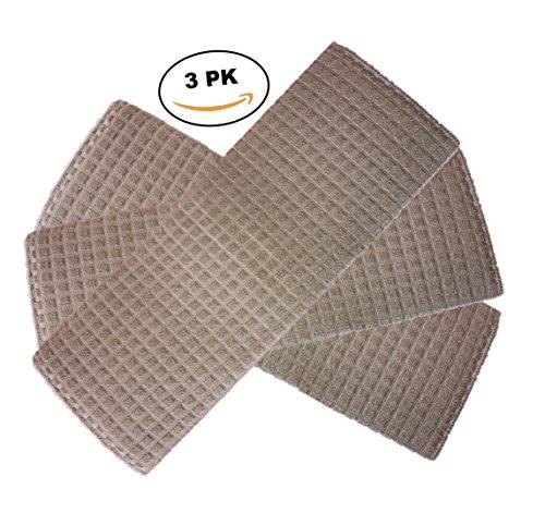 """Deluxe Premium Microfiber Dish Drying Mat 16"""" x 19"""" - GR"""
