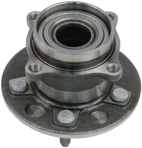 Beck Arnley 051-6236 Hub and Bearing Assembly ()