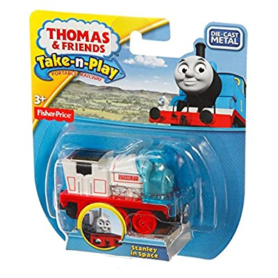 Fisher-Price Thomas & Friends Take-n-Play, Stanley 'n Space Train: Toys & Games