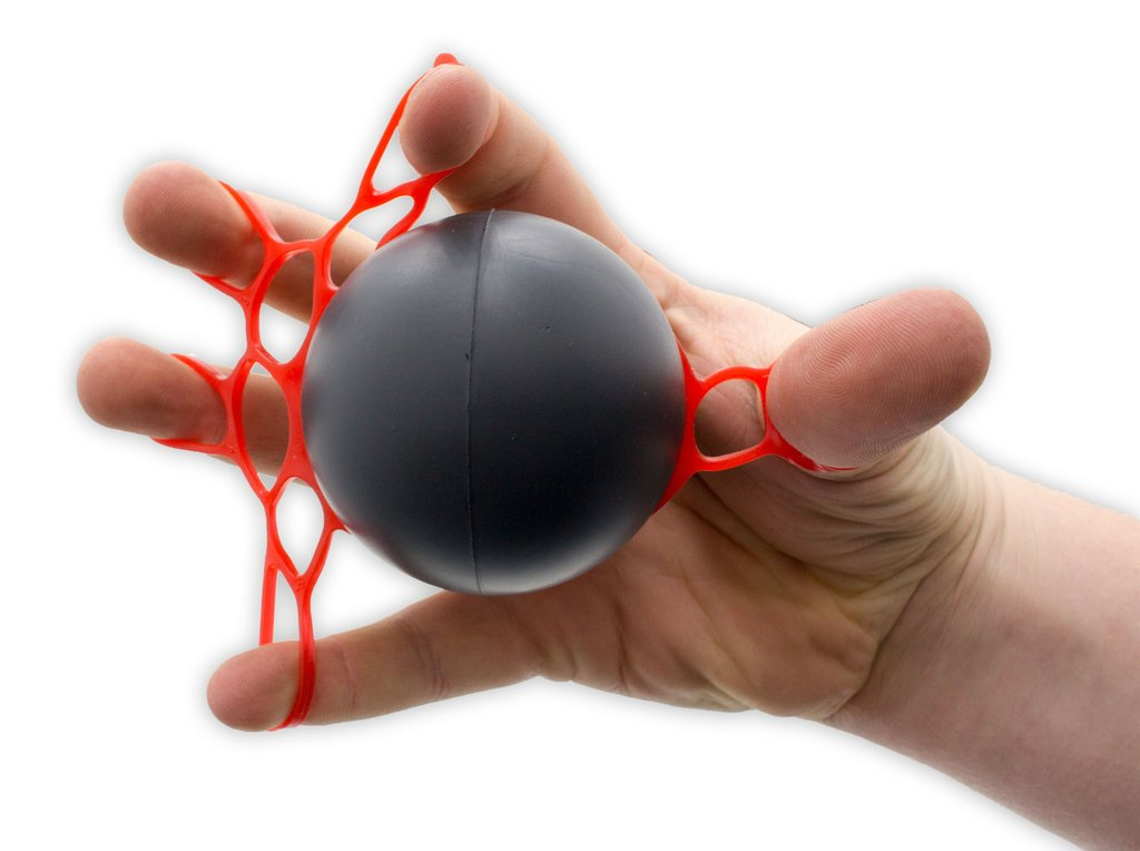 Therapie Exerciser mit doppeltem Ring | Handtrainer | Fingertrainer ...