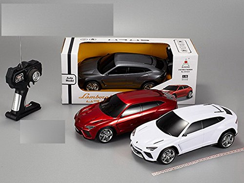 Licensed Lamborghini Urus Suv Car 1 18 Scale Radio Control Car  Colors May Vary  Authentic Body Styling By Midea Tech