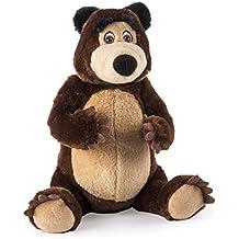 "Masha and the Bear - 8"" Plush - Bear"