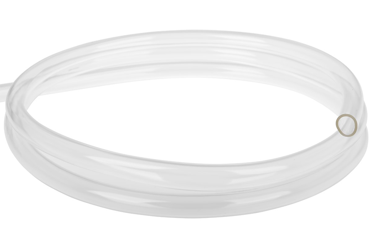 BPA free Retail Package 10ft 5//16ID Masterkleer Schlauch PVC 11//8mm Ultra Clear 3,3m