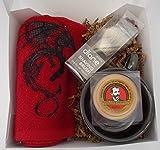 Shaving Set - RedBlack Dragon -Father's Day