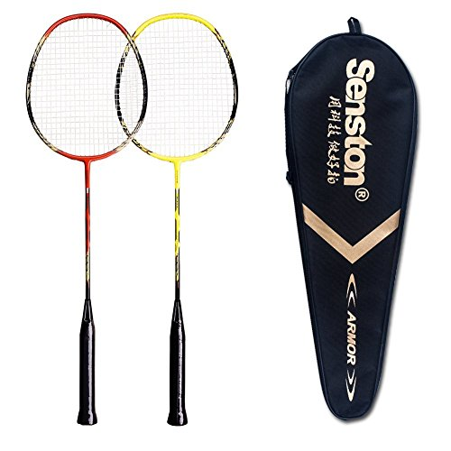 Senston 2 Player Badminton Racke...