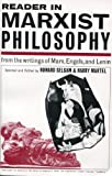 img - for Reader in Marxist Philosophy book / textbook / text book