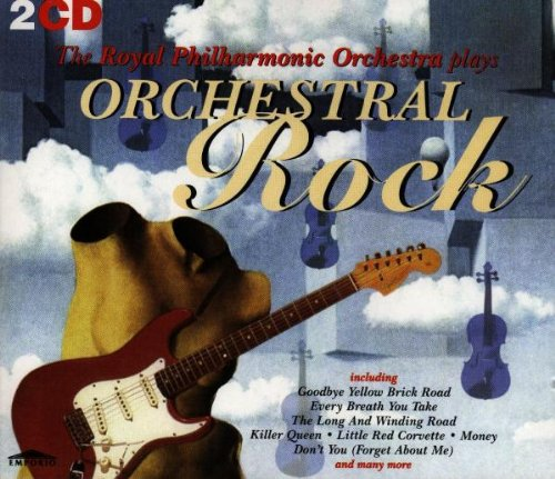 Plays Orchestral Rock by Mci