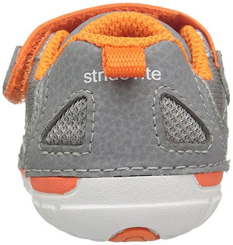 SM Silver Walker Kids First Shoes Jamie Stride Orange Rite FqwCff