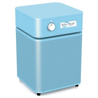 Baby's Breath HEPA Air Purifier Color: Blue by Austin Air