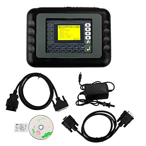 Car Key Programmer SBB Key Programmer Adapter Auto Key Programmer Immobilizer V33.02 (Best Automotive Key Programmer)