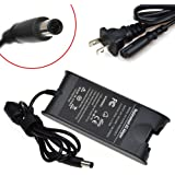 Battery Charger for Dell Inspiron 500M E1405 Laptop