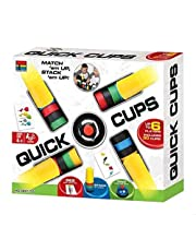 Quick Cups Toy for Kids - Multi Color