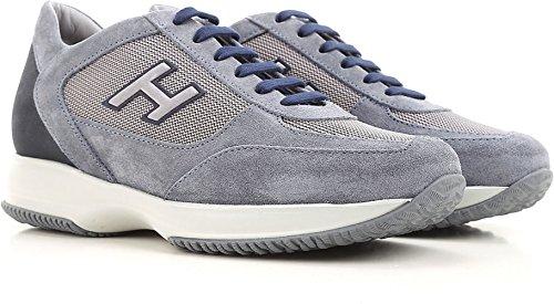 Hogan Herre Sneaker Denimblau fWpD5