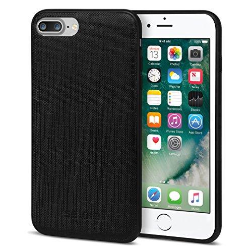 Seidio Phone Cases (Seidio Executive Cell Phone Case for Apple iPhone 7 Plus/8 Plus - Black)