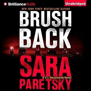 Brush Back Audiobook