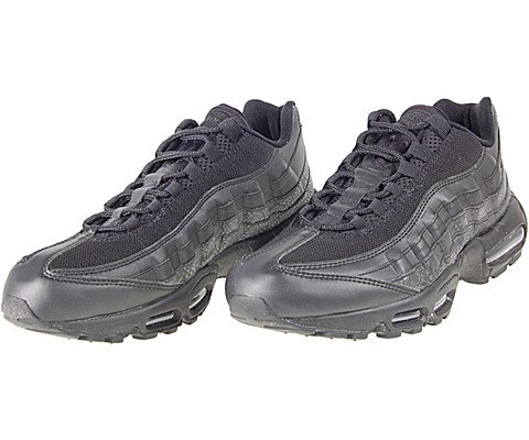online store e7e7d 9118a Nike Air Max 95 GreySport Red Mens Running Shoes 609048-165