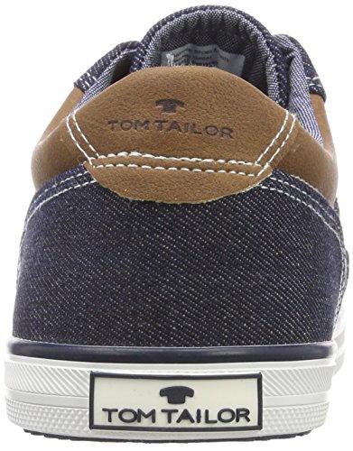 TOM TAILOR Herren 4881506 Bootsschuhe Blau (Navy)