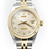 Rolex Datejust swiss-automatic womens Watch 69173 (Certified Pre-owned)