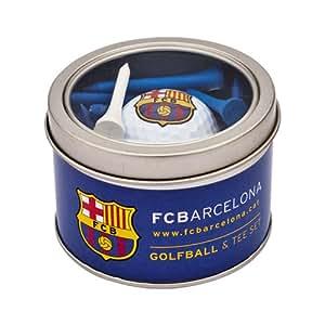Barcelona F.C. Fc Barcelona - Tee y bola de golf