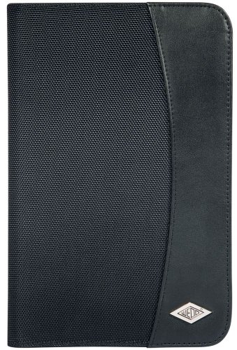 Wedo 0585801 Schreibmappe A5 Elegance schwarz