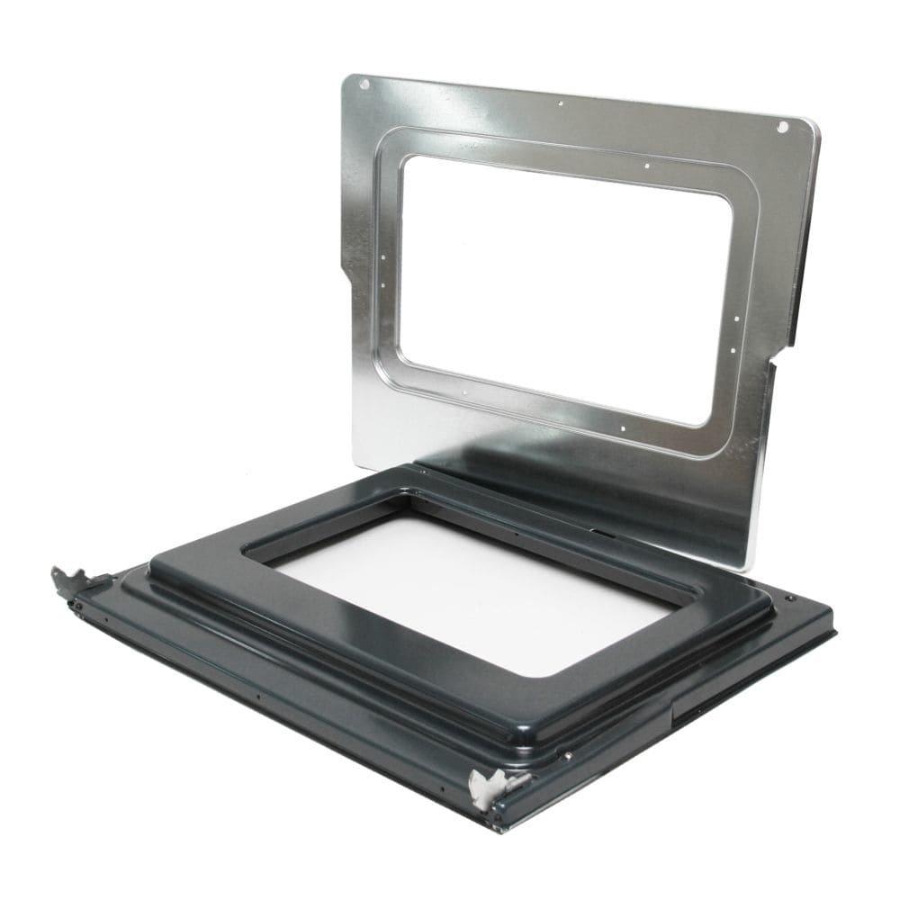 Bosch 00687665 Range Oven Door Hinge Kit Genuine Original Equipment Manufacturer (OEM) Part