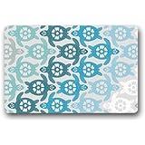 "Custom Sea Turtle 15.7""(W) x 23.6""(H) Non-woven Fabric Multifuntional Doormat"