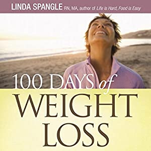 100 Days of Weight Loss Audiobook