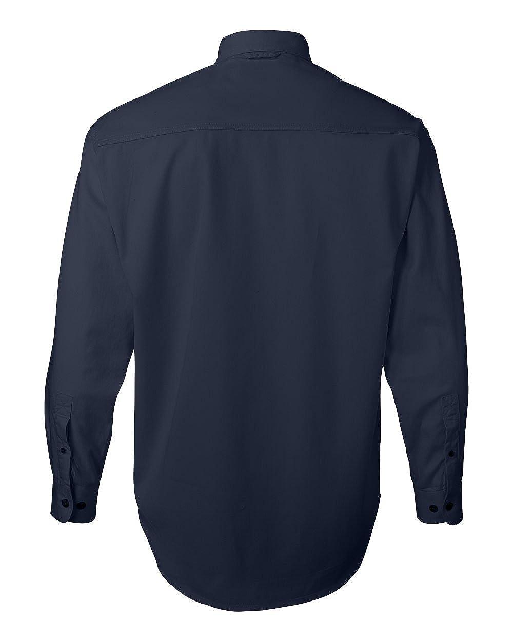 Long Sleeve Cotton Twill Shirt 3201 Sierra Pacific