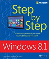 Windows 8.1 Step by Step Front Cover