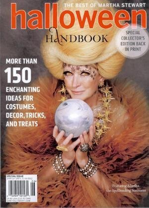 the best of martha stewart halloween handbook 2012 special collectors edition the best of martha stewart halloween handbook the best of martha stewart