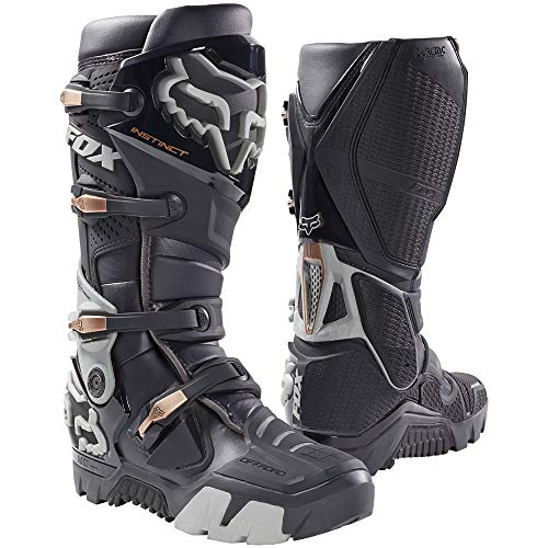 2019 Fox Racing Instinct Offroad Boots-Charcoal-12
