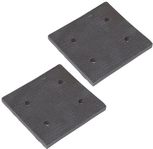 Porter Cable 330 Sander Replacement (2 Pack) Stickit Foam Sander Pad # 13597-2pk (Porter Cable 330 Speed Bloc Sander Parts)