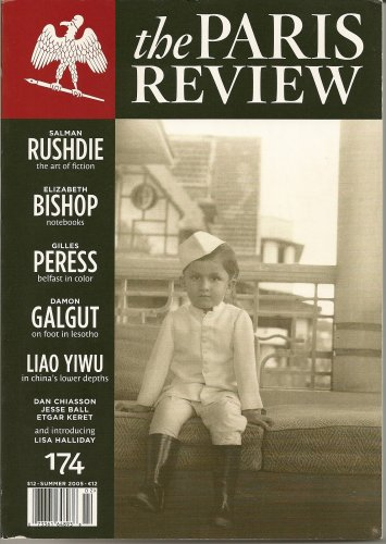 The Paris Review, Summer 2005 (Number 174, Summer 2005) ()