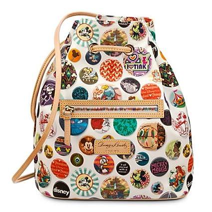 7b0c55e350 Amazon.com   Disney Dooney   Bourke Bag Disney Parks Buttons Backpack    Everything Else