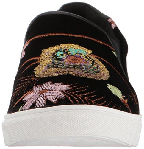 Steven By Steve Madden Dames Tatum Sneaker Zwart / Multi