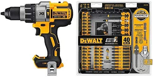 New DEWALT DCD996  20V MAX  Lithium Ion Brushless 3-Speed Hammer Drill Bare