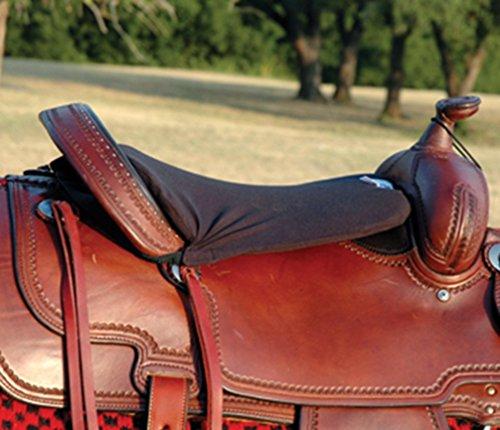 Cashel Western Long Tush Cushion - Size: 1/2