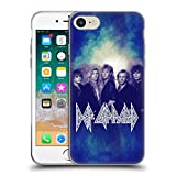 Official Def Leppard Hysteria Classic Photos Soft Gel Case for Apple iPhone 7 / iPhone 8