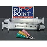 Delux Materials DLMAC8 Pin Point Syringe Kit