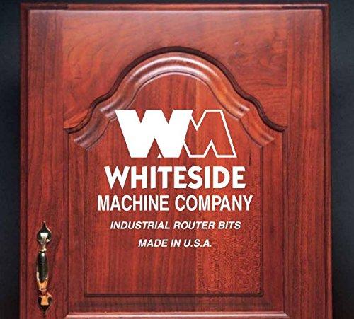 Whiteside 6220, CNC Spoilboard Surfacing Router Bit, 1/2